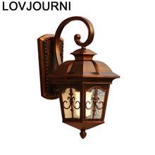 Decor Arandela Deco Maison Mural Interieur Lampara Lamp Wandlamp Applique Murale Luminaire Aplique Luz Pared Wall Light