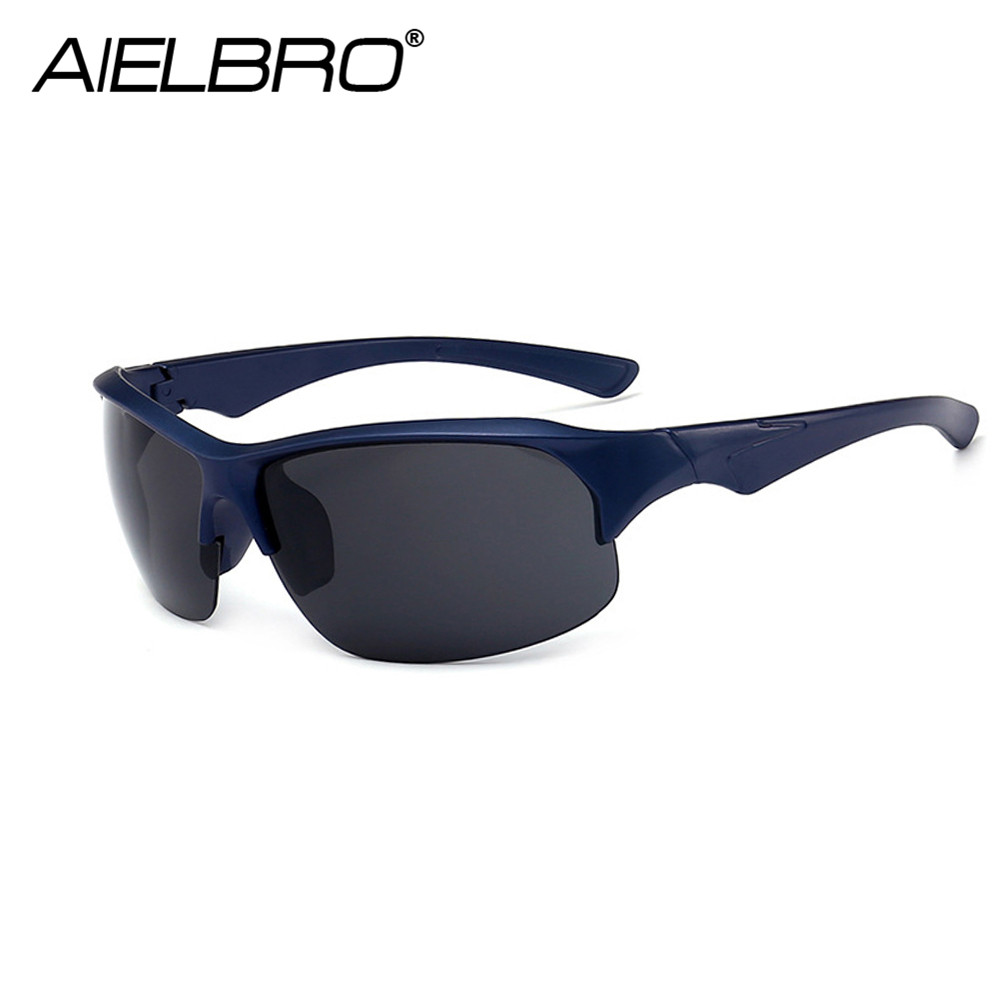 Men Outdoor Sport Cycling Glasses Outdoor Bicycle Sunglasses Motor Bike Reflective UV Protection Goggles Eyewear Gafas Ciclismo