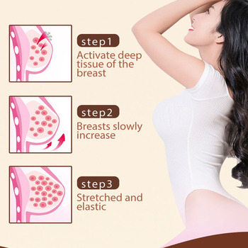 Natural Safe Effective Breast Enlargement Essential Cream Frming Bigger Chest Massage Make The Breasts Full Strong Chest Care 2