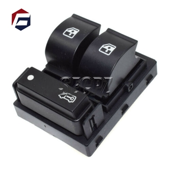 For FIAT Ducato Citroen Jumper II FOR Peugeot Boxer II Electric Window Triple Switch Button 735421419 735487419 image