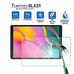 For Samsung Galaxy Tab A 10.1 (2019) T510 - 9H Premium Tablet Tempered Glass Screen Protector Film Protector Guard Cover