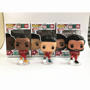 Image 2 - FUNKO POP Premier League World Cup Football Star Roberto Manisa RACH Sports Star Action Figure Collectible Model Toys for Fans