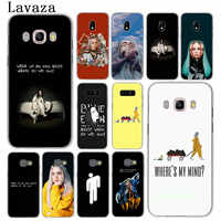 Billie Lavaza Eilish onde vamos Caixa Do Telefone para Samsung Galaxy J6 J3 J2 J1 J5 2015 2016 J7 prime J5 2017 Versão DOS EUA e DA UE