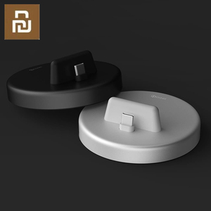 Image 5 - Youpin Panki Wireless Phone Stand Charger Type C 18W Fast Wireless Charging for Samsung Huawei Xiomi Quick Charging Holder