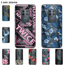 I am alone Phone Cases For Motorola One Pro Zoom/One/One Power Soft TPU Mobile Fashion Bags For Moto One Pro Zoom Free Shipping zoom pc i