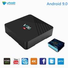 Vmade Original Mini TV Box Android 9.0 HD 4K H.265/HEVC 2+16GB Allwinner H6 Quad Core Set-Top Box Support Youtube Netflix WIFI цена и фото