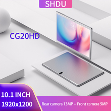 2021 New Tablet Pc 10.1 inch Android 10.0 Tablets 64GB ROM Octa Core Google Play 3g 4g LTE Phone Call GPS WiFi Bluetooth 10 inch