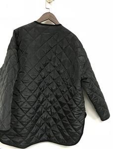 Image 2 - 2019 סתיו וחורף חדש סגנון קצר קצר וארוך עיצוב Loose חם מעיל נשים