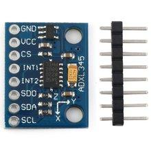 GY-291 ADXL345 цифровой трехосный сила тяжести ускорение наклон модуль IIC +% 2F SPI трансмиссия G-Sensor Arduino