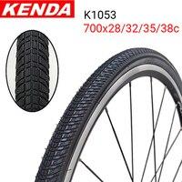 자전거 타이어 700C 도로 자전거 타이어 700 700 * 28C / 32C / 35C / 38C Bicicleta 외부 튜브 85PSI 도시 자전거 바퀴 타이어 타이어 1 쌍