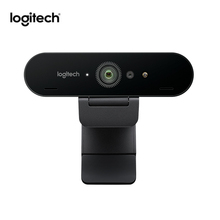 Logitech BRIO C1000e 4K HD Webcam Wide Angle Ultra HD 1080p Video With Mic For Video Conference by DHL/FedEx/UPS/TNT