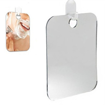 40 # akrylowe przeciwmgielne lustro prysznicowe łazienka Fogless przeciwmgielne lustro ubikacja podróż dla człowieka lusterko do golenia tanie i dobre opinie Acrylic Powiększające Rectangle Nowoczesne Approx 17 x 13cm Bathroom Nie posiada Bezramowe lustra Aluminium Inne