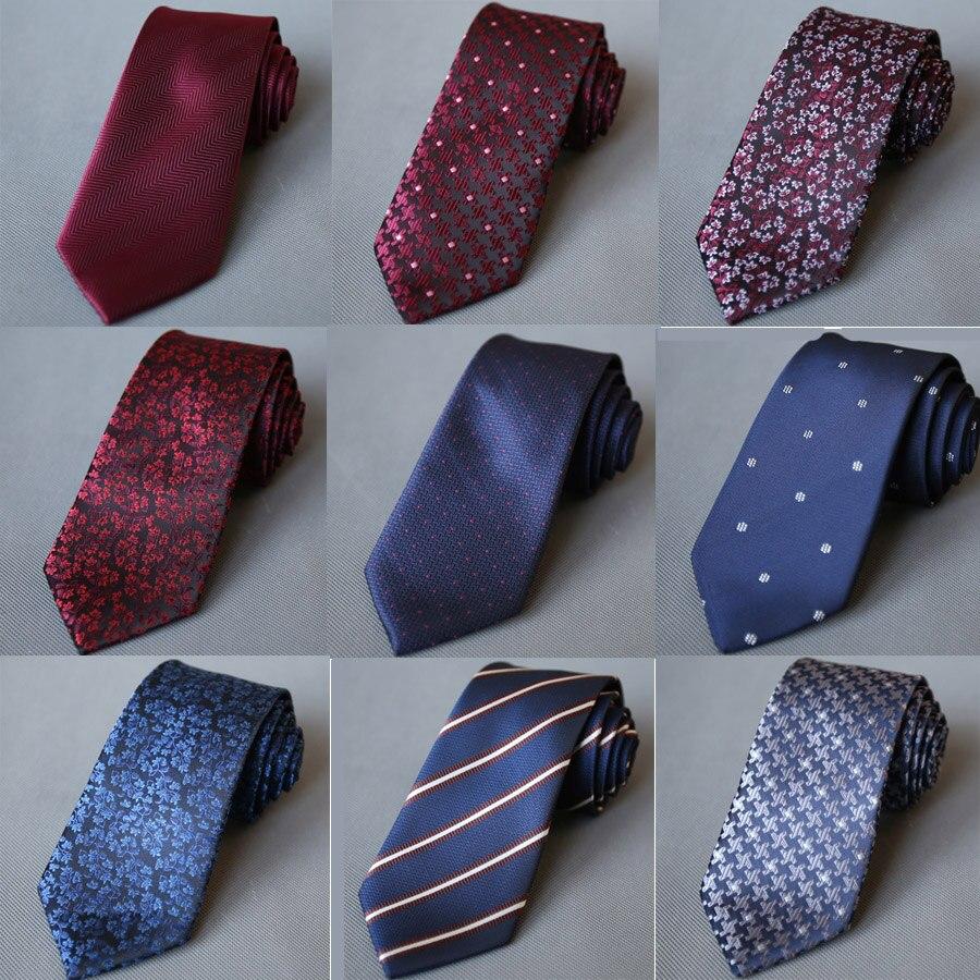 Men Tie Business Formal Wedding 7cm Ties Classic Casual Necktie Mens Fashion Shirt Dress Accessories Neckwear