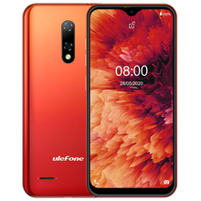 Ulefone Note 8P Android 10 Go mobile phones Waterdrop Screen Quad Core 2GB+16GB cell phone 5.5