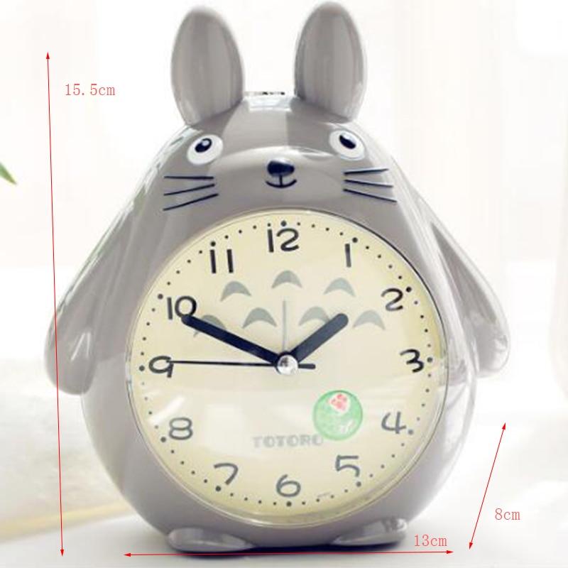 Cute Totoro Alarm Clock 2