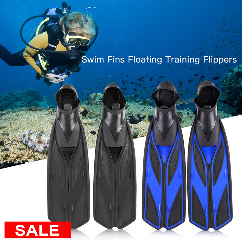 LIXADA Anti-slip Swim Fins Scuba Diving Flippers Swimming Shoes Diving Fins Water Shoes For Swimming Underwater Sports Adult