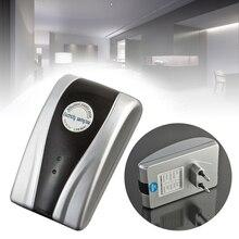 Power Electricity Saving Energy Saver Box Save 30% Device 90V-250V  EU US Plug8X6