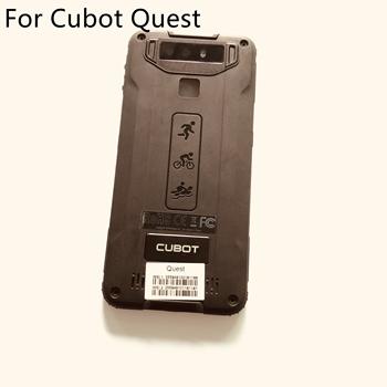 Cubot Quest używana obudowa baterii pokrywa tylna obudowa + szkiełko aparatu obiektyw do Cubot Quest MT6762 octa-core 5 5 #8222 1440 #215 720 darmowa wysyłka tanie i dobre opinie ebuydoor CN (pochodzenie) Plastikowe