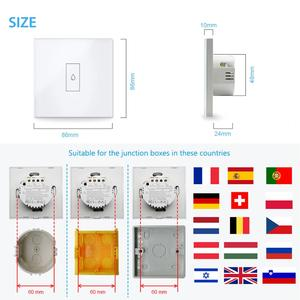 Image 5 - Smart Life WiFi Boiler Water Heater Switch 4400W App Remote ON OFF Timer Schedule Voice Control by Google Home Alexa Siri