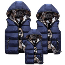 boyd vest  kids warm boys winter DOUBLE FACE