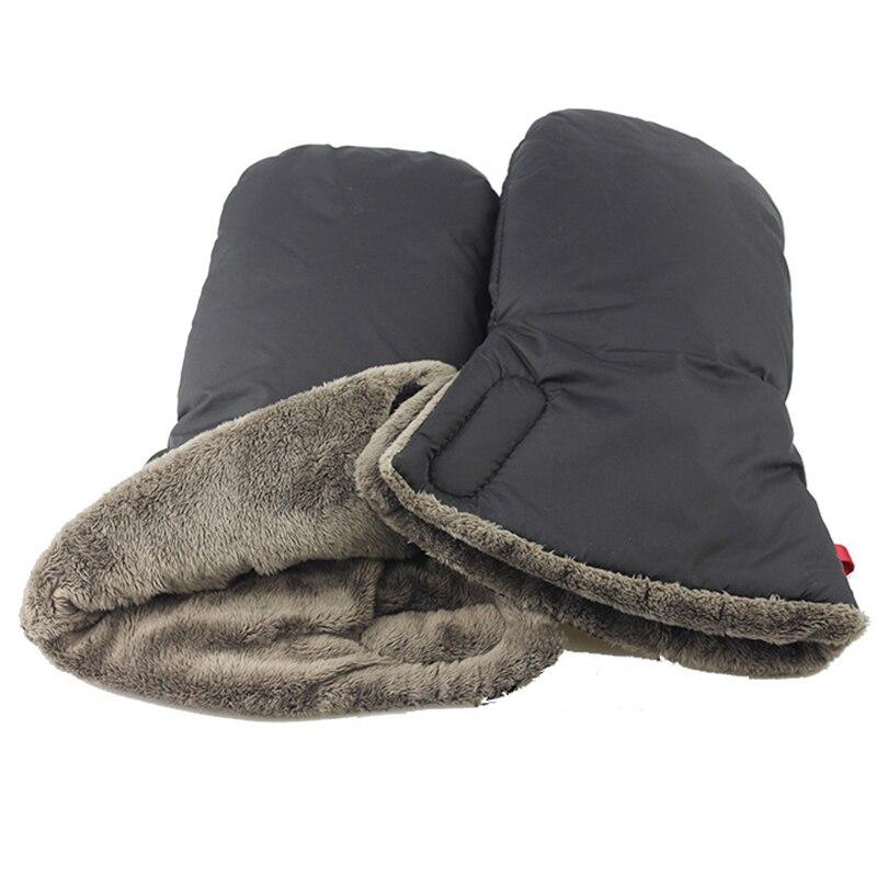 Baby Product Accessories Hand Warmer Muffs Children Buggy Stroller Gloves Kids Pram Glove Fur Clutch Cart Waterproof Hands Cover