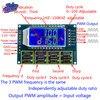 Dc 3.3 -30 V 3-CH Verstelbare Pwm Signaal Generator 1Hz ~ 150Khz Pulse Frequency Duty Cycle Module vierkante Rechthoekige Golf Generator