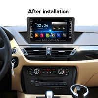 NAVITREE para BMW X1 E84 2009, 2010 de 2013 Android 8,1 8 pulgadas ROM 16GB Radio, navegación GPS para coche reproductor Multimedia apoyo TPMS WIFI
