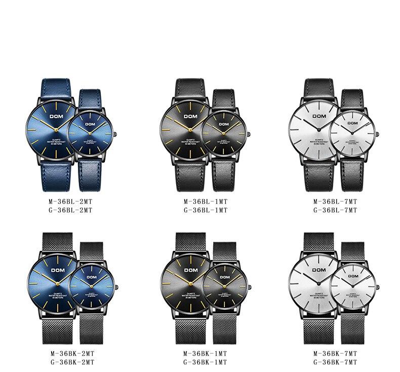 marca superior moda feminina relógios de pulso
