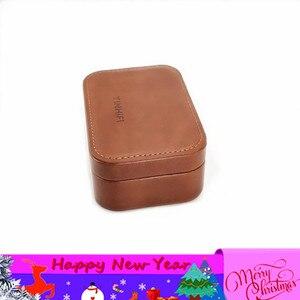 Image 1 - TINHiFi Case High end Magnetic Portable PU Storage Case Earphones Cable Headphone Box Headset Bag For TIN Earphones  Tin T4 T2