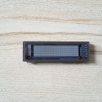 VFD display screen Noritake-Itron Dot matrix graphics screen MN12832L bare screen image