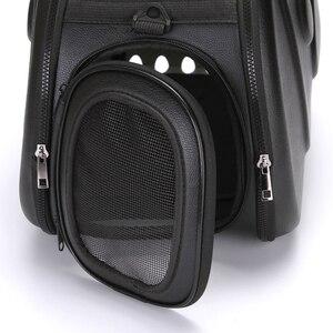 Image 4 - CAWAYI hodowla nosidełka dla zwierząt przenoszenie dla małych kotów psy torebka torba transportowa dla psów koszyk bolso perro torba dla psa honden tassen