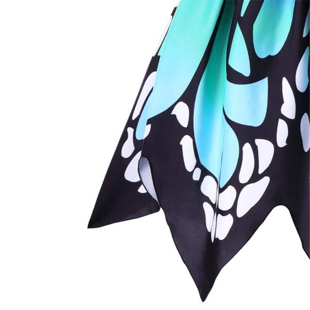 unique butterfly dress, fun and playful 3