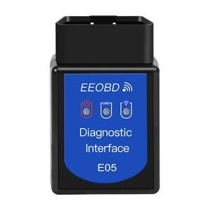 Image 2 - أداة تشخيص السيارات OBDII ELM327 ، قارئ رمز OBD2 ، WIFI ، لسيارة شيفروليه ، فورد ، رينو ، دودج ، جيب ، كاديلاك ، لادا وهيونداي
