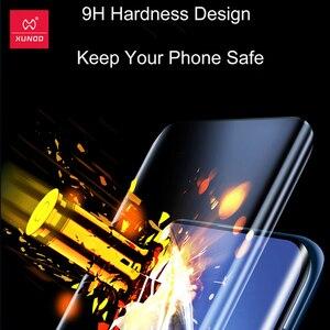 Image 2 - XUNDD di Vetro Per Xiaomi Mi 10 Pro Protezione Dello Schermo di Vetro Antiurto 9H Temperato Trasparente Pellicola Protettiva Per Xiaomi Mi 10 Pellicola di vetro