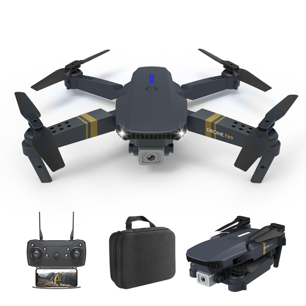 F89 WIFI FPV With Wide Angle HD 1080P/720P/480P Camera Hight Hold Mode Foldable Arm RC Quadcopter Drone E58 Fixed Altitude