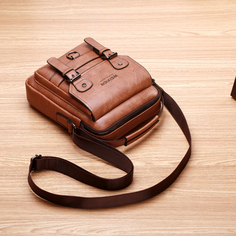 JODIMITTY Handbag Male Messenger-Bags Crossbody Business Large-Capacity Casual Women title=