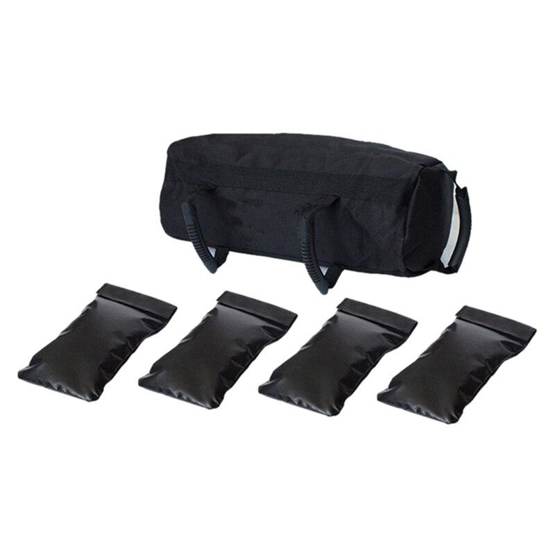 Sacs de poids haltérophilie sac de sable lourd sac de boxe puissance entraînement corps Shaper équipement de Fitness