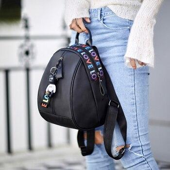 Pure Color Women Travel Bag