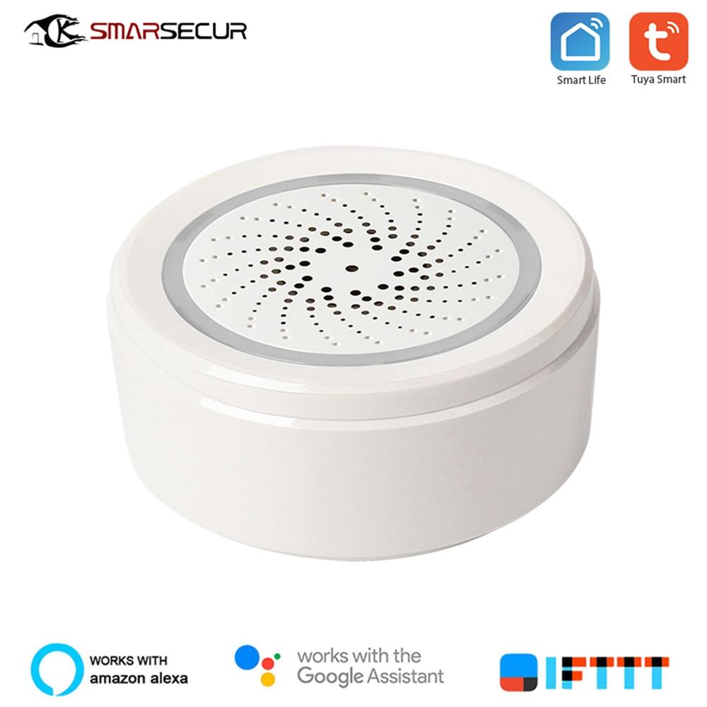 Z-wave Temperature Sensor Wifi Environment Sensor Detector Alarm Smart Thermometer 85dB-105dB 2.4GHz Aqara Humidity Sensor