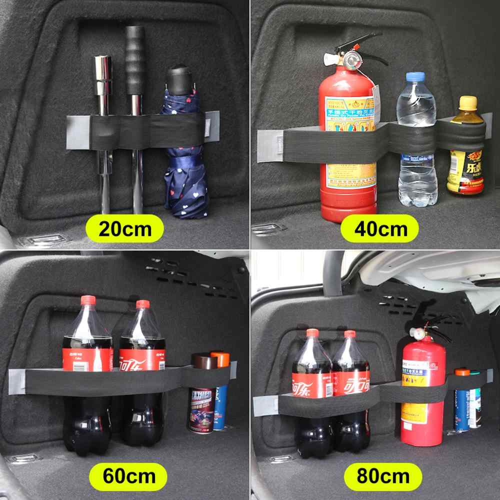 Mobil Trunk Organizer Sabuk Pengikat Tas Penyimpanan Kaset Sulap Auto Mobil Aksesoris Sambil Menyimpan Merapikan Mobil Styling Penyelenggara Mobil