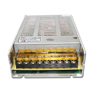 Image 4 - Universal 24V 10A 240W Switch Power Supply Driver Switching For LED Strip Light Display 110V 220V