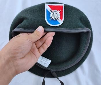 Tomwang2012 Us Army 11th siły specjalne grupa wełna zielony Beret i siły specjalne operacje bojowe nurkowanie czapka wojskowa tanie i dobre opinie CINESSD Stałe Termiczne Z wełny