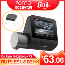 70mai Dash Cam Pro 1944P Snelheid En Gps Coördinaten Cam Voice Control Parking Monitor Nachtzicht Wifi 70 Mai auto Dvr Pro