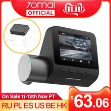 70mai Dash Cam Pro 1944P speed and GPS coordinates Cam Voice Control Parking Monitor Night Vision Wifi 70 Mai Car DVR Pro