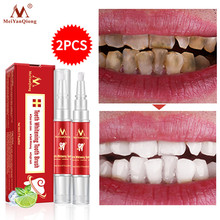 Teeth Whitening Essence Powder Oral Hygiene Cleaning Serum White Gel Teeth Care Remove Plaque Stains Tooth Bleaching Dental Tool dental children removable deciduous teeth model permanent tooth alternative display studying teaching tool