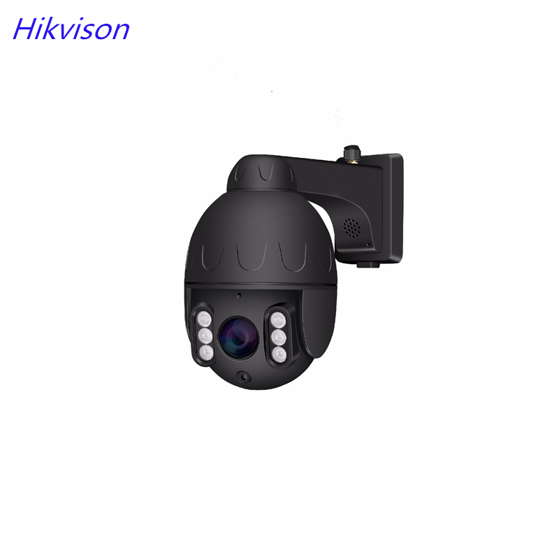 Hot Hikvision 5x zoom focus 5MP PTZ cameras 5MP IR vision Speed Dome Camera 5MP POE CCTV CAMERA with hikvision Dahua protocol