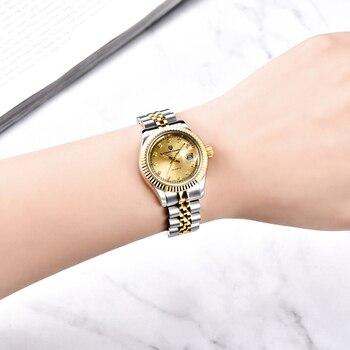 PAGANI DESIGN women's watches luxury fashion watch for women Waterproof quartz watch women Fashion casual relogio feminino 2019