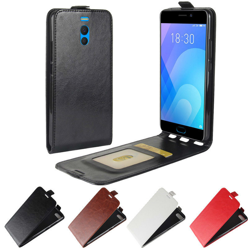Luxury Vertical Flip Case for <font><b>Meizu</b></font> <font><b>M6</b></font> <font><b>Note</b></font> 5.5 Leather Cover for <font><b>Meizu</b></font> <font><b>Note</b></font> 6 TPU Shell <font><b>M721L</b></font> Funda Coque Fitted Phone Case image