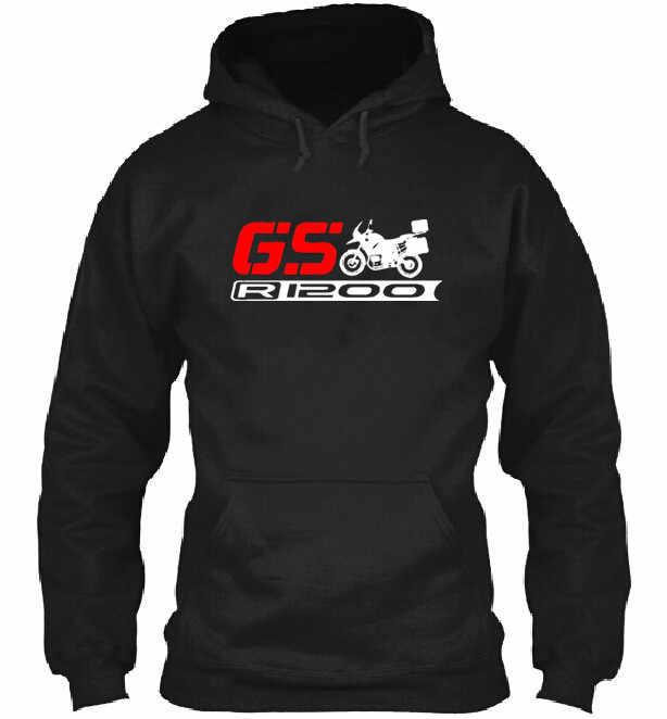 2019 ブランド冬トップ GS R1200 オートバイチーム男性パーカー男性パーカースバルカジュアルジャケットコート TQ