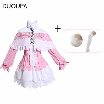 NEW Kanna Cosplay Japanese Anime Miss Kobayashi\'s Dragon Maid Kamui Kanna Cosplay Costumes Halloween Christmas Dress For Women